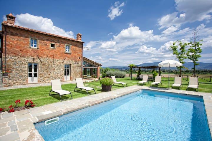 Villa Ronzano - Cortona - Villa