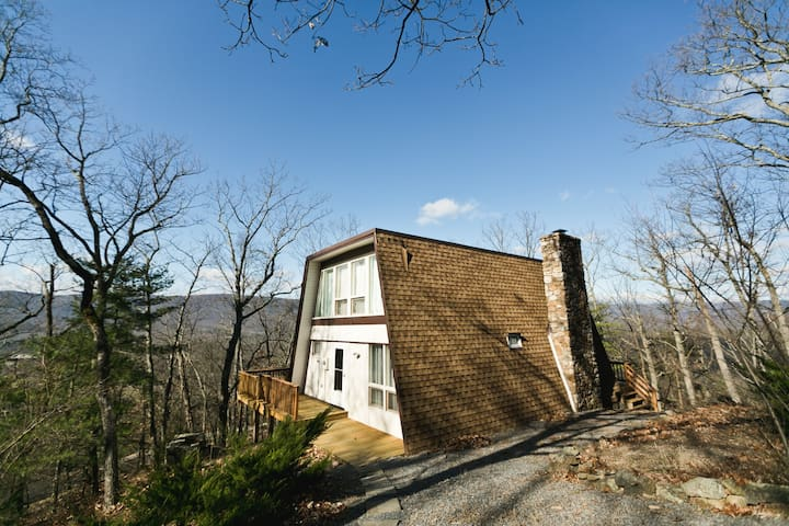 The Country Squire! Cozy Bryce Mountain Chalet - Mount Jackson