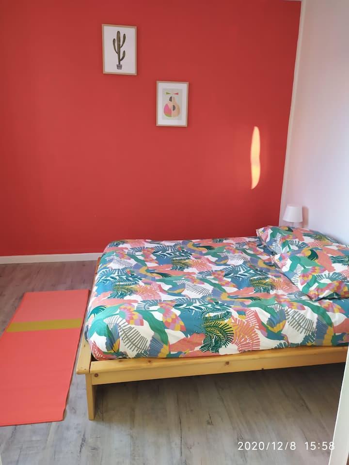 Appartement neuf, calme 25m2 Résidence Coquelicots
