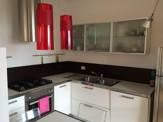Delizioso appartamento indipendente - Grosseto - Rumah