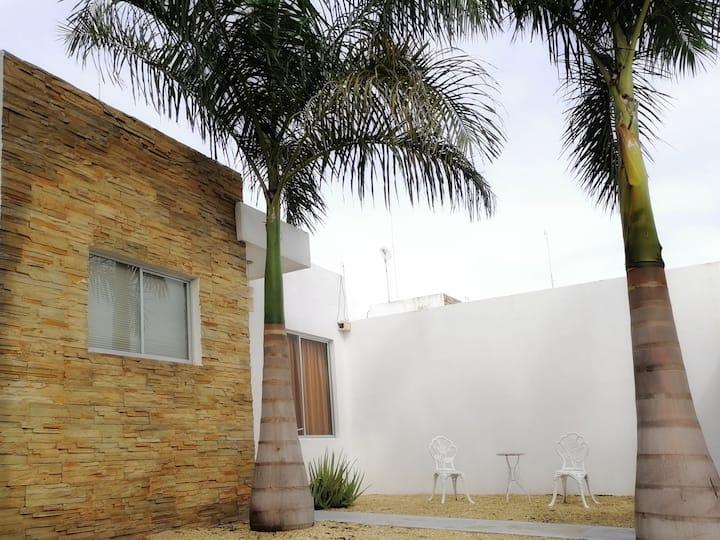 Casa Mariana, la mejor ubicación de Mérida.