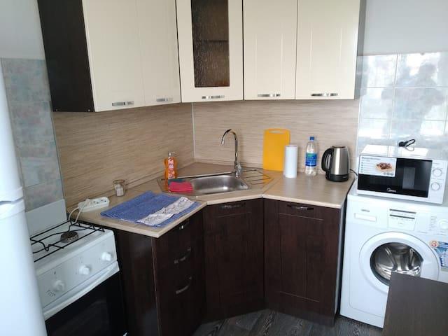 """Апартаменты """"На Мамина-Сибиряка 193"""""""