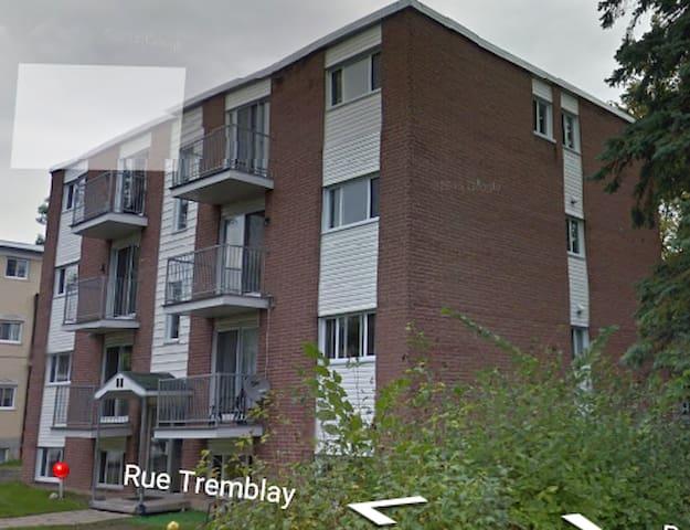 Logement dans un 8 unités- Beauport - Ville de Québec - Appartement