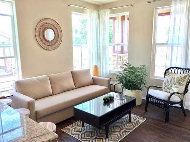 Brand-new townhouse offers comfort and convenience