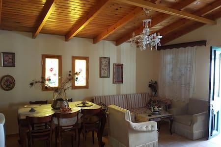 Traditional House near Ancient Korinthos & Sea - Soulinari - 独立屋