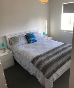 Lovely Double room in private house - Truro - Huis