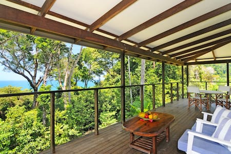 Daintree Seascapes Forest Retreat - Cow Bay - Casa