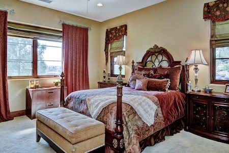 San Diego Estate Rms Close to Beach - Rancho Santa Fe