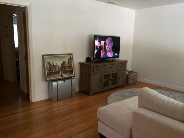 1 bedroom available for rent (shared apartment) - San Mateo - Lägenhet