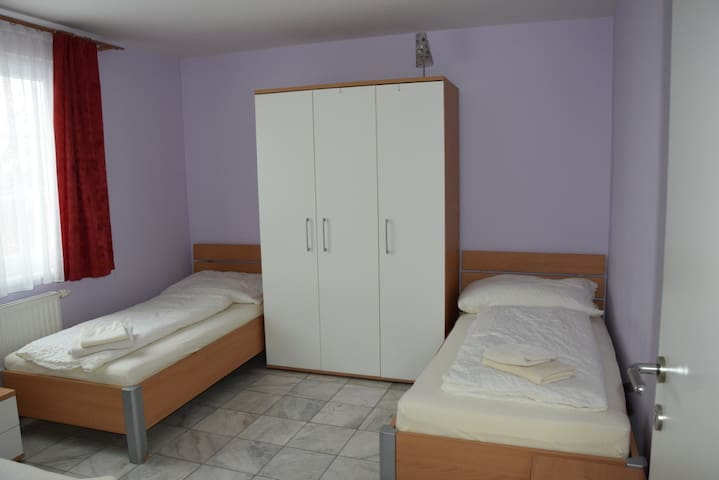 Apartment L10 for up to 6 people with free parking