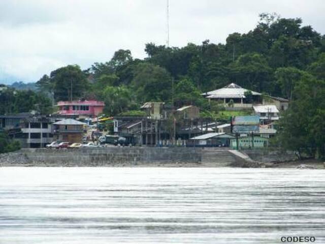 DISFRUTA DE LA AMAZONIA - Tena - Haus