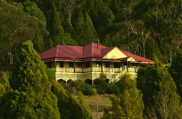 Mudgee Homestead Guesthouse (2-Night Weekend Pkge)