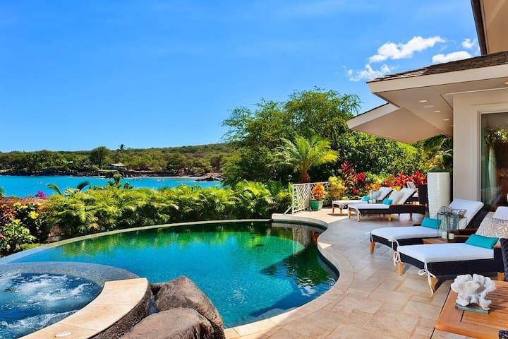 Private Ocean View Villa - Kihei - Casa