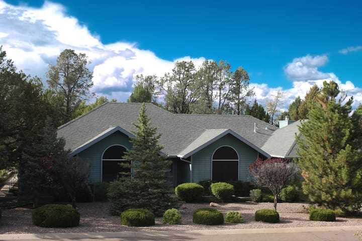 Getaway to the pines @ Sapphire Sky - Payson - House