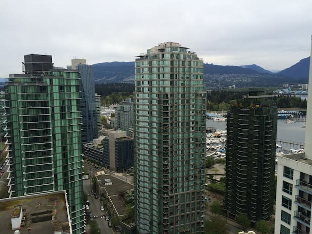 Stunning View - Heart of Downtown - Vancouver - Apartment