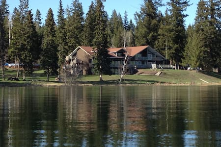 Tyee Lake Lodge - WILLIAMS LAKE