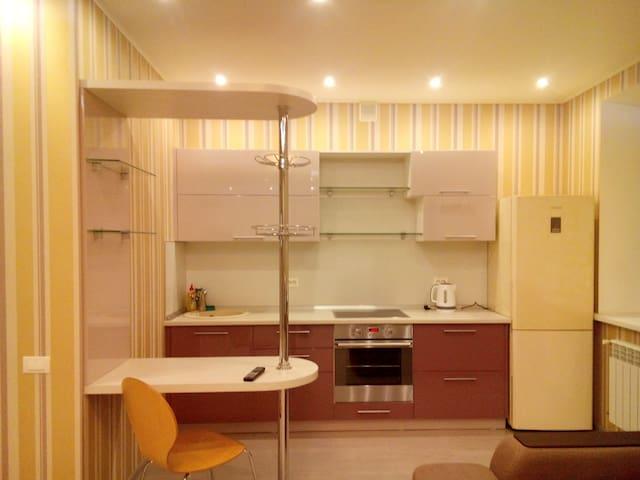 Квартира класса-люкс - Magnitogorsk - Apartamento