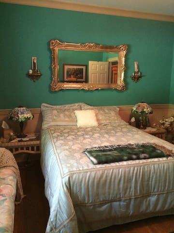 La Place B and B -Aunt Ginny's room - Normandia - Bed & Breakfast