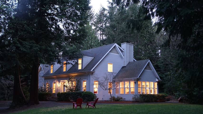 Bainbridge Island Wooded, Private & Quiet Retreat