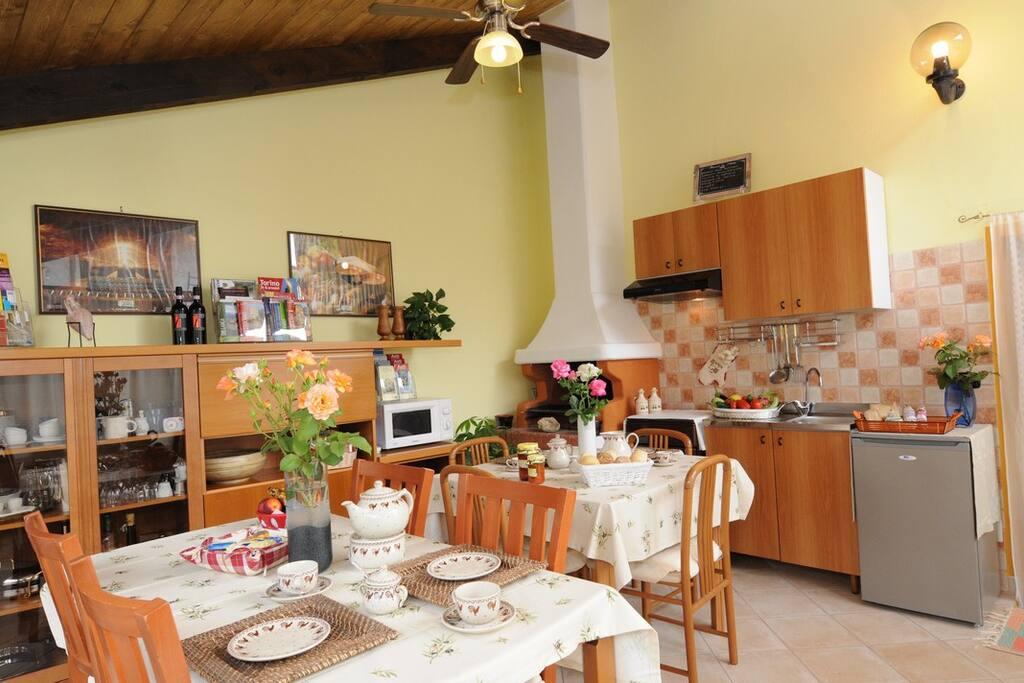 Palio Room in Asti in Monferrato