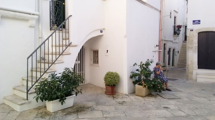 Casa Mughetto in the heart of Martina