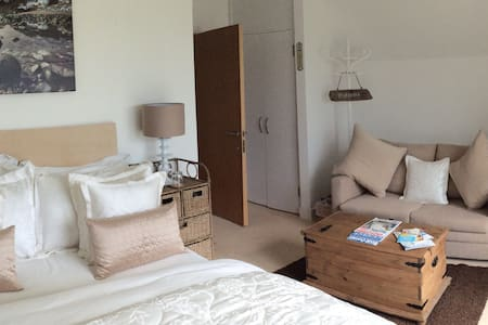 B&B Luxury Double with opt sofa bed - Isle of Wight - Bed & Breakfast