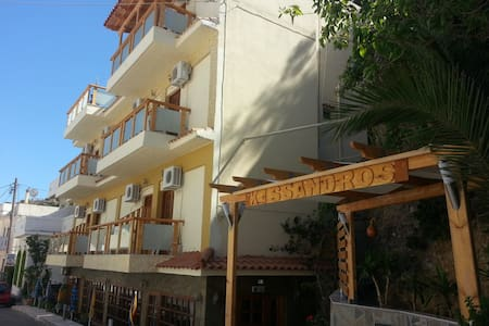 HOTEL KISSANDROS - Agia Galini - Bed & Breakfast