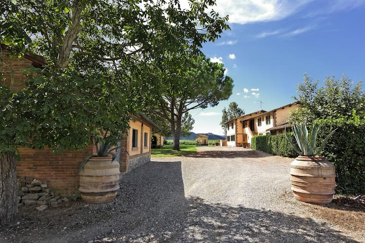 Villa inTuscany near the coast - grosseto - Willa