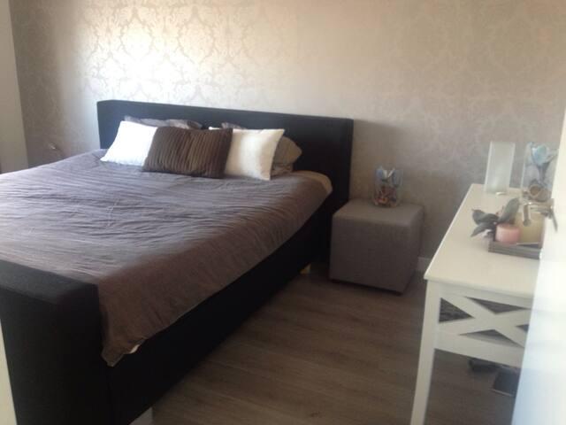 Moderne gezellige slaapkamer - Etten-Leur - บ้าน