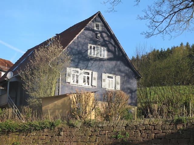 Bauernhaus mit Charme im Mossautal - Mossautal - House