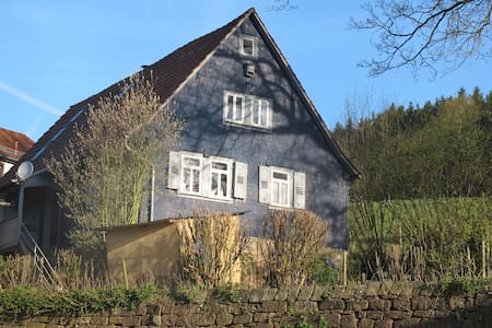 Bauernhaus mit Charme im Mossautal - Mossautal - Casa