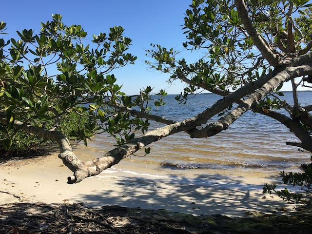 """Tropical Point """"Beach"""" ~Park ~ Kayak Launch site....within walking distance"""