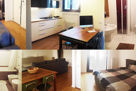 New apartment, cozy and comfortable - Wohnung