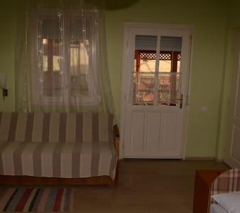 Hutasori Vendégház - Akadálymentesített szoba - Mátraballa - Gästehaus