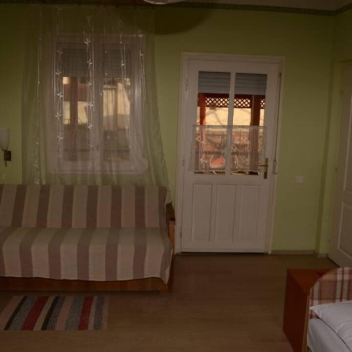 Hutasori Vendégház - Akadálymentesített szoba