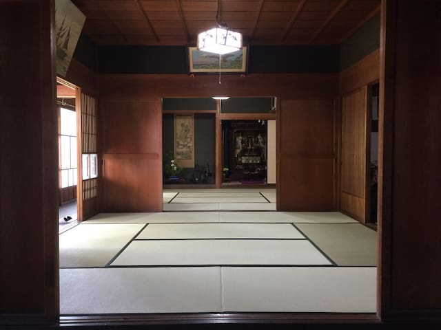 Homestay in the Tatami Rm 1932 Bldg - Kameyama - House