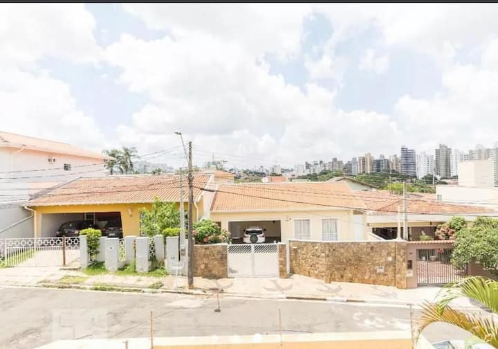 Mansão Da Paz ( Quintal & Churrasqueira )