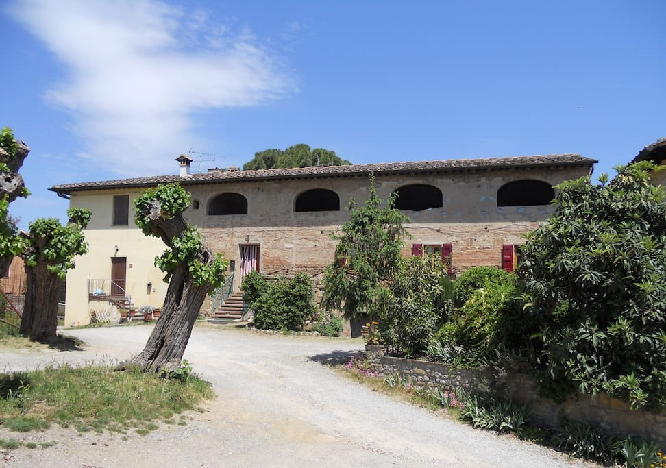 Historic house in heart of tuscany houses for rent in for Rent a house in tuscany