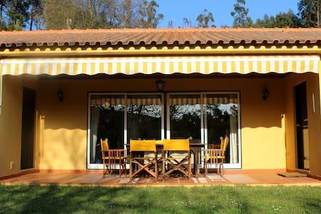 Casa da Nogueira - Mountain, River & Beach