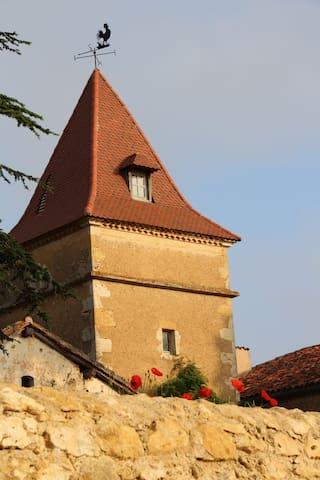 Maison de Maître en Gascogne - Lagardère - Rumah