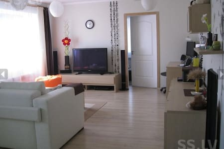 Cosy apartment at the seaside - Saulkrasti - Apartamento
