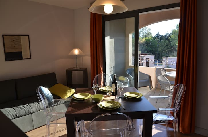 apartment in residence ***