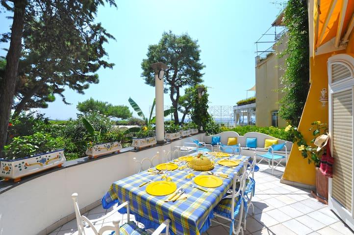 Villa Positano Beach - sleeps 4 - Positano - Casa