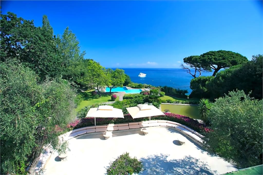 Campania Villas With Private Pools