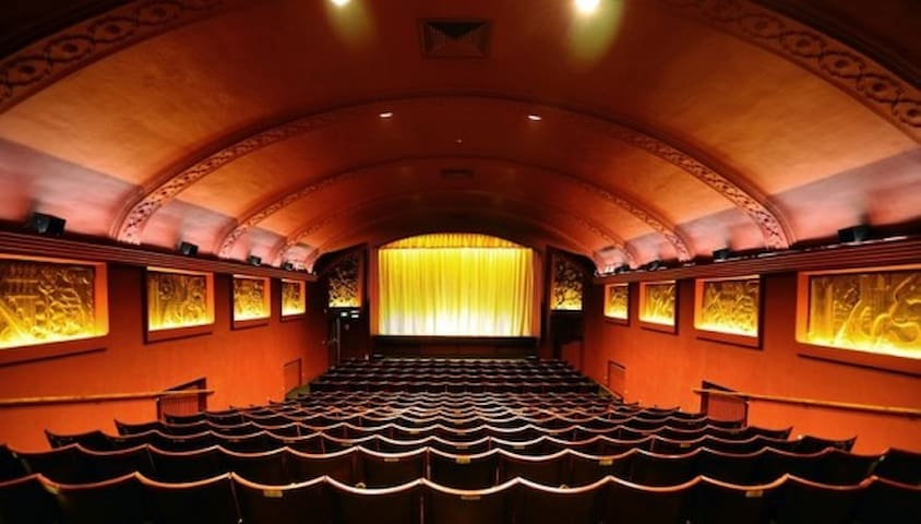 Phoenix cinema in East Finchley, the oldest cinema in the UK
