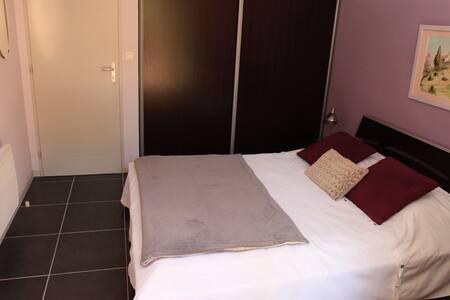 Chambre(s) privée(s) à Aubagne - 1 ou 2 personnes - Inap sarapan
