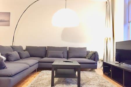 Chatelain's Cosy Apartment - Ixelles - Appartamento