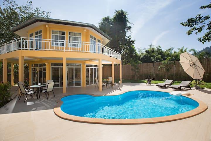 Twin Villas Ao Nang - Private Pool I