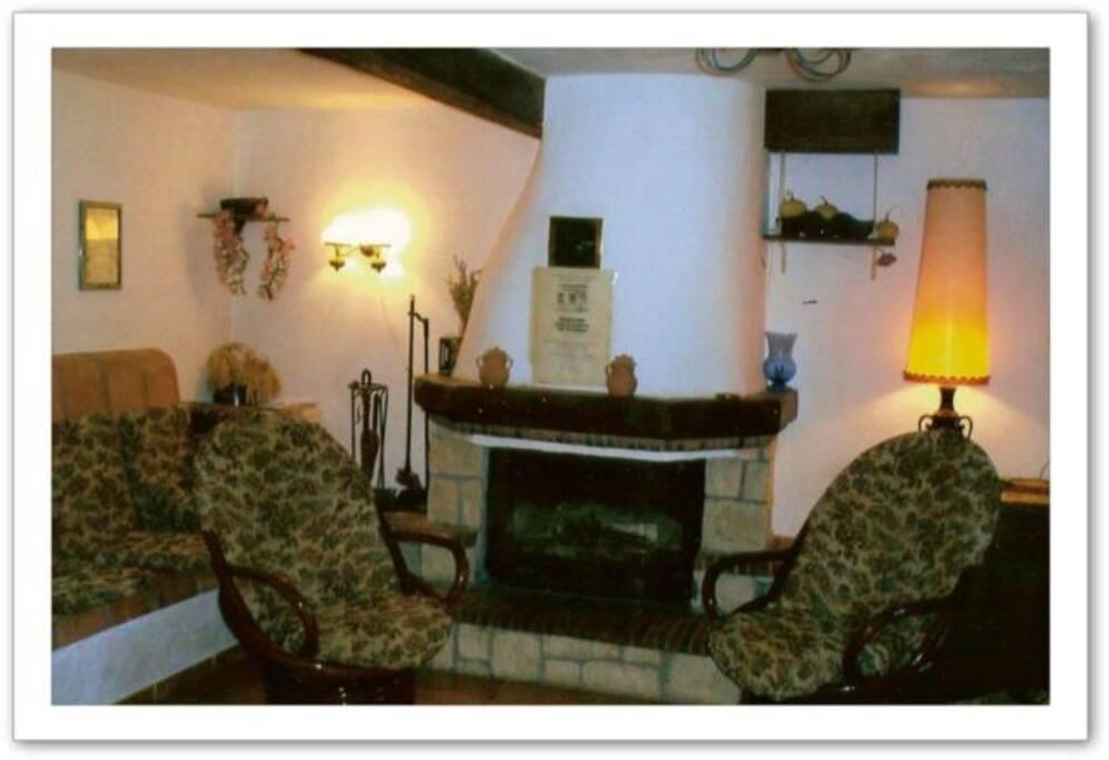 la cheminée provençale