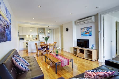 Apt 6 at T, close to City & beach - Geelong